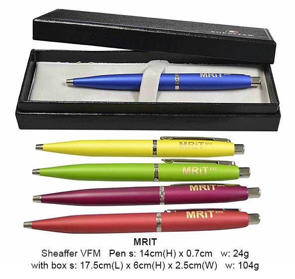 Sheaffer VFM Ballpoint Pen MRIT