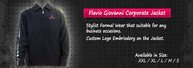 Flavio Giovanni Corporate Jacket
