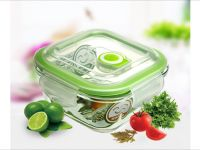 Tempered Glass Container (400ml)