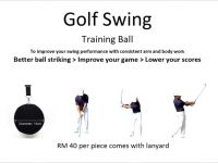 Golf Swing Training Ball