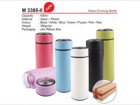 Glass Drinking Bottle M3385ii