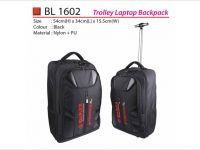 Laptop Trolley Backpack BL1602