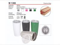 Stainless Steel Thermo Mug M1366
