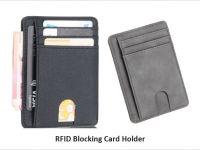 RFID Blocking Card Holder