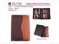 Zipper Manicure Set (9pcs) YS710