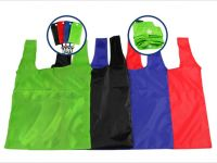 Foldable Nylon Bag with Pouch