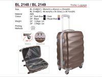 Trolley Luggage Bag BL2148 / BL2149