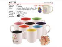 Inner Colour Ceramic Mug M7766