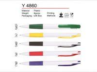Plastic Ball Pen Y4860