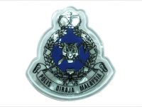Reflective Badge PDRM