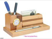 4 in 1 Wooden Desktop Set W892
