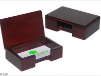 Name card holder malaysia corporate gift supplier wooden namecard holder wooden name card holder with flip open cover model w 538 melko wooden desktop card holder colourmoves
