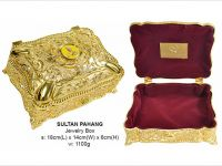 Exclusive Gold Jewelry Box