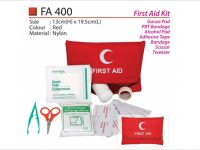<p>First Aid Kit The emergency first aid kit contents list including gauze pad, PBT bandage, alcohol pad, adhesive tape, bandage, scissor & tweezer in zipper pouch. Model: […]</p>