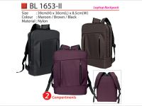 Compact Stylist Laptop Backpack