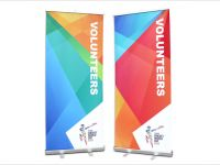 Pull Out Banner