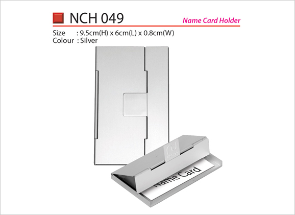 Metal Namecard Holder NCH049