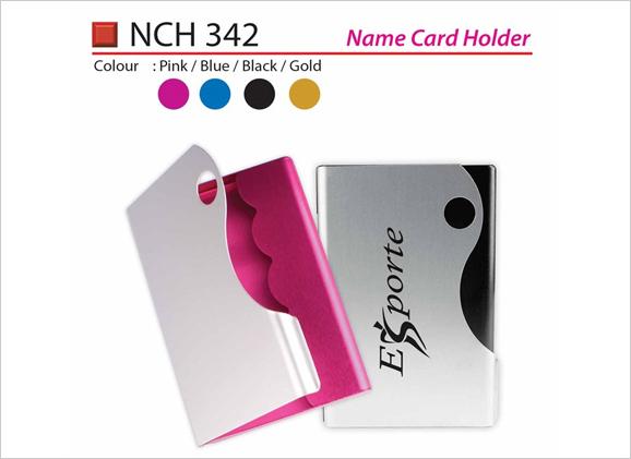 Metal Namecard Holder NCH342