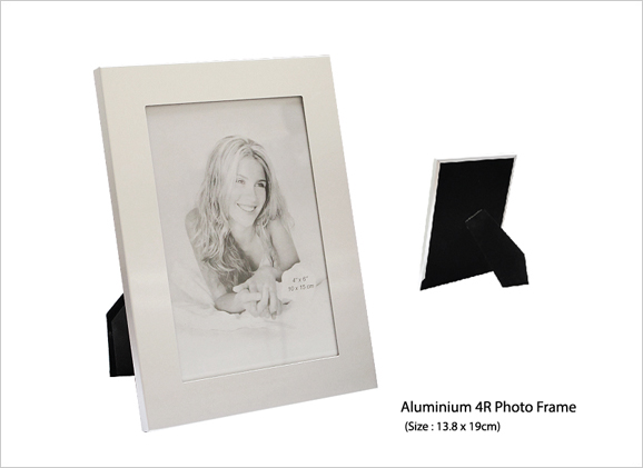 Aluminium 4R Photo Frame