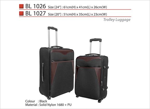 Trolley Luggage Bag BL1026 BL1027