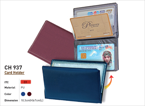 Membership Cards Holder CH937