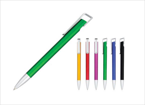 Plastic Ball Pen P 3594 M bl-mogg
