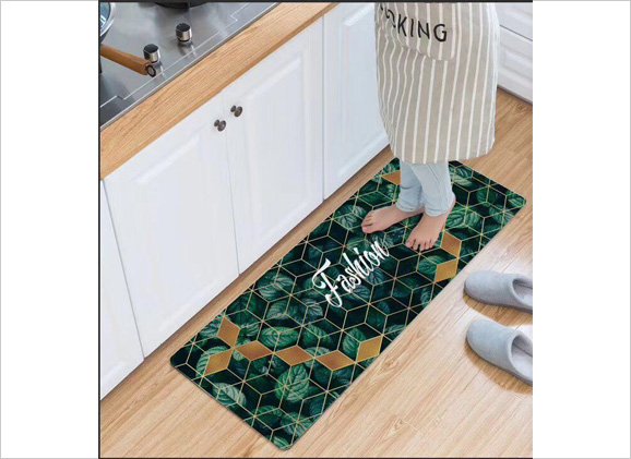 Printed Anti-Slip Floor Mat