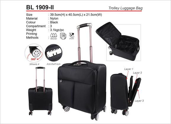 Trolley Luggage Bag BL1909ii