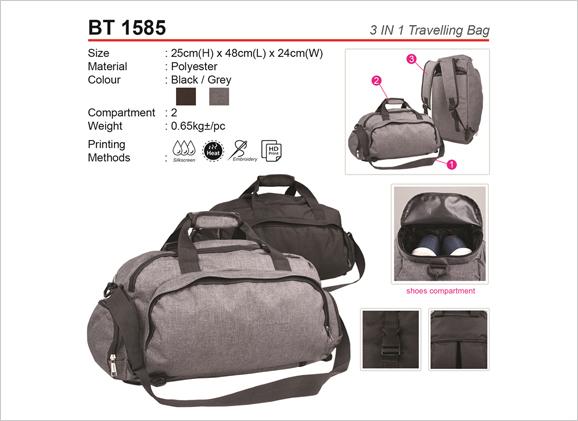 3 in 1 Travelling Bag BT1585