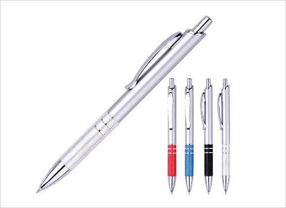 Plastic Ball Pen P9818