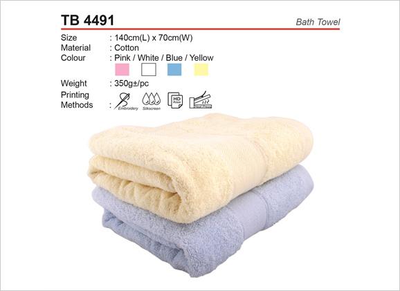 Cotton Bath Towel TB4491