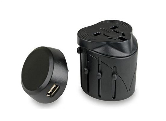 Universal USB Travel Adapter MPC-N1