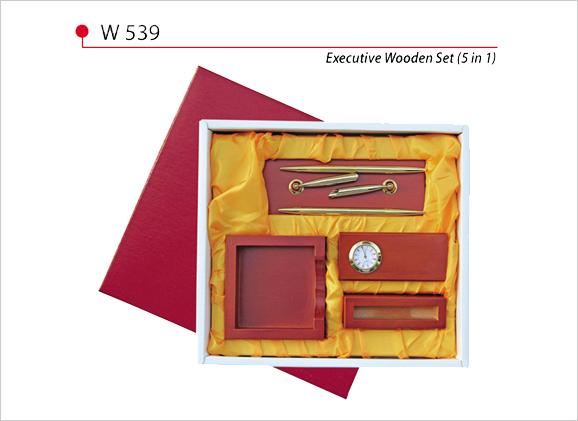 Executive Wooden Set W539