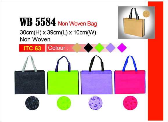 bbee67b70ecd Non-Woven Bag Malaysia Corporate Gift Supplier