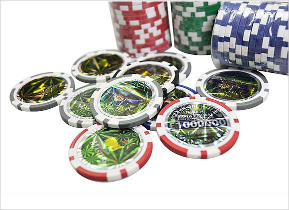 Golf Marker Casino Chip