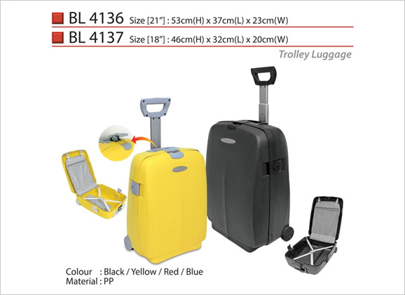 Trolley Luggage Cabin Bag BL4136 BL4137