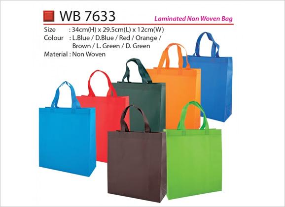 Laminated Non-Woven Bag WB7633