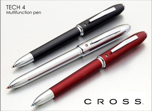 Cross Tech 4 Multi-function Pen