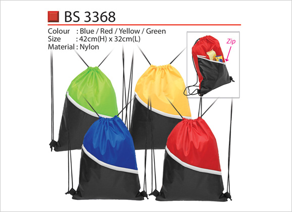 Drawstring Bag BS3368
