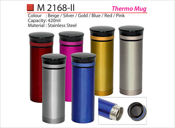 Stainless Steel Thermo Mug M2168ii M2168