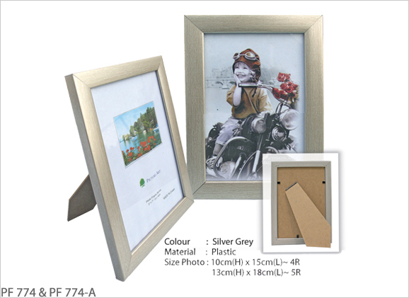 Plastic Photo Frame PF774 Malaysia Corporate Gift Supplier