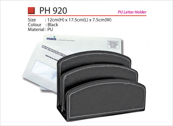 PU Letter Holder PH920