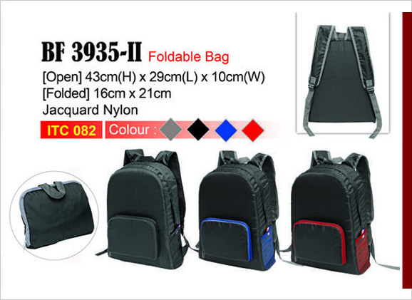 Foldable Bag BF3935ii