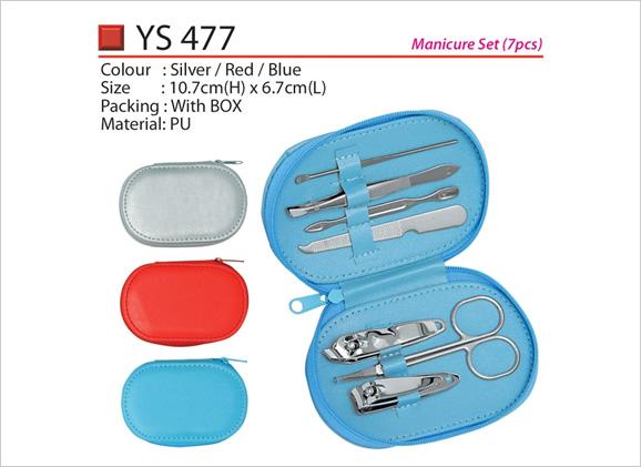 Manicure Set (7pcs) YS477