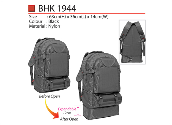 Expandable Hiking Bag BHK1944