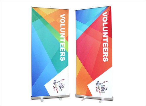 Pull Out Banner Supplier