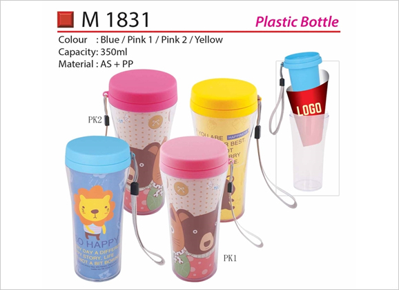 Plastic Bottle M1831