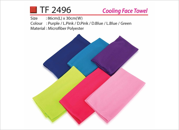 Cooling Face Towel TF2496