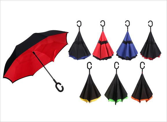 24 inch Inverted Umbrella