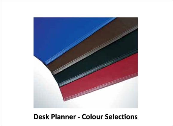 Desktop Planner Colour Choice